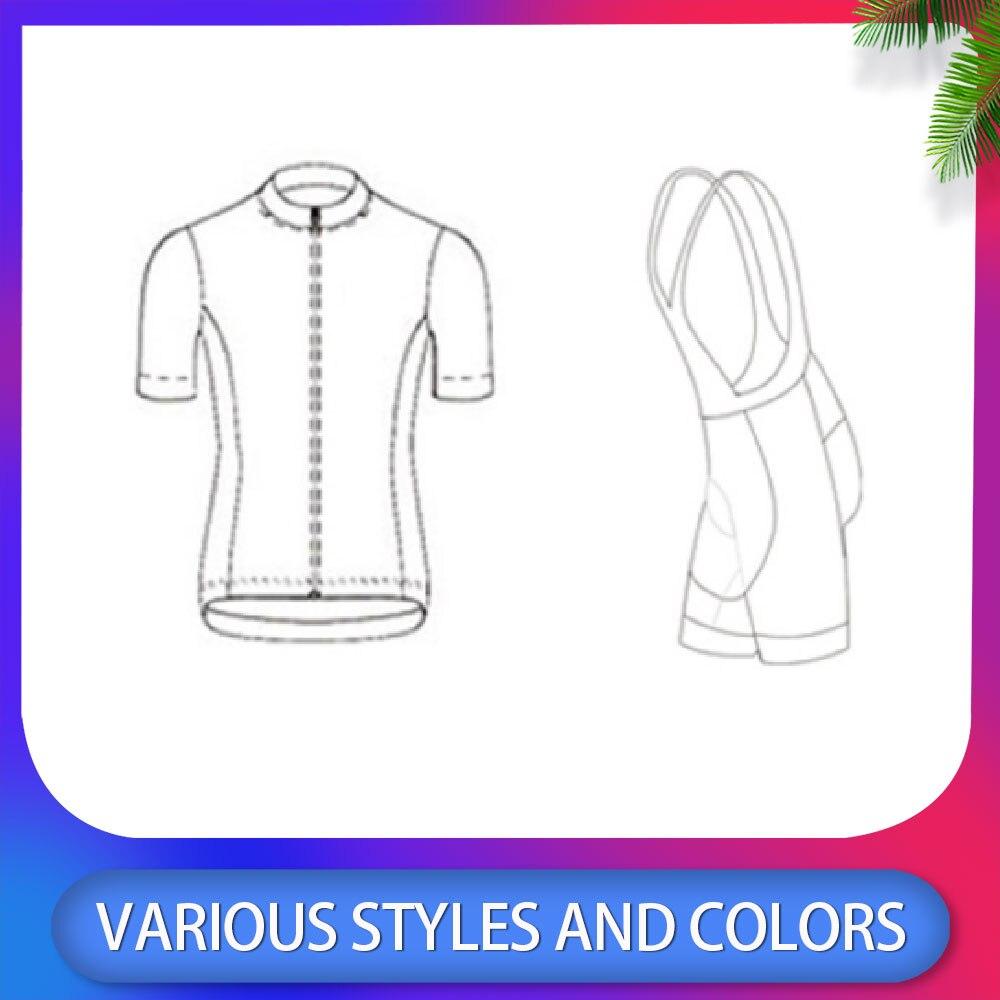 2020 HuanGe Customized bike uniform  cycling kit  Spring/Autumn  cycling clothing  jersey  ropa de hombre 2020